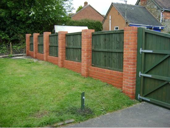 Pete Wattonpete Watton Brickwork Boundary Walls